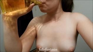 Gay piss drinking fetish
