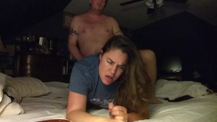 Mean husband sexy wife pics
