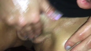Cock worshipping and sexy pussy play