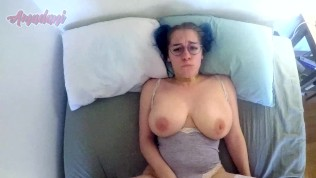 College babe shows pussy