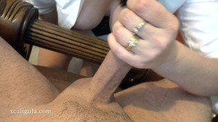 Premature Ejaculation - Almost Missed The Cumshot POV Riding And Blowjob