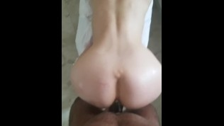 Becky – Cum Covered Hard BBC Is Cock Slave To White Girl Pussy – Throbbing