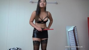 Ballbusting CBT - Your Wifes Toxic Dick and Ball Rage