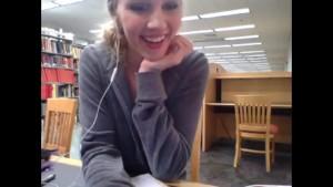 Kendra sunderland caught musterbating in public university