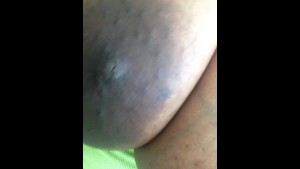 Self Titties Massage