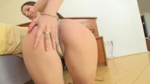 COUPLE ANAL FUCKING IN A HOMEMADE VIDEO