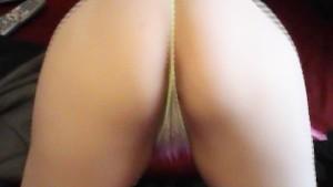 my big booty shakin