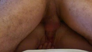Milf gets orgasm with anal