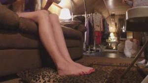 My sexy feet