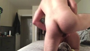 Getting banged by a big dick