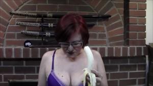 Eat the banana
