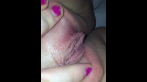 Playing with my pussy | fat bbw puss