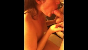 Sexy couple fuck! Blowjob, pussy eating, and cumshot! Part 5