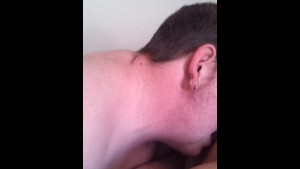 Busty amateur subbie loves playing with daddy