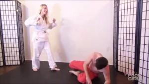 Cadence Lux Karate Kick Feet Beatdown Brattyfootgirls.com