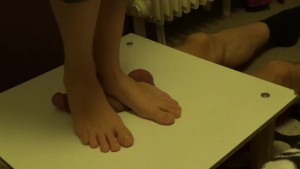 Cocktrample barefeet 1