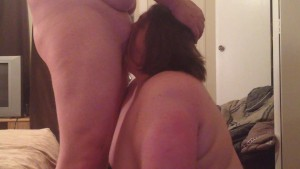 Big Bella gets face fucked and slapped.