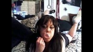 Delicia D'Anjelo In: Double Bubble & Delicia's Dildo