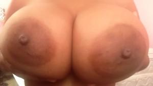 Look at my big 18 year old tits