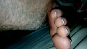 Foot Worship, Footjob And Cum On Soles