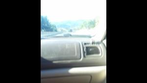 masturbation on interstate 5