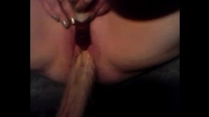 PUSSY POUNDING!
