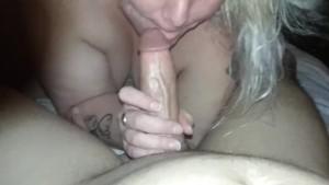 Suckin that dick