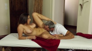 FantasyMassage Christian Girl Corrupted by Cock