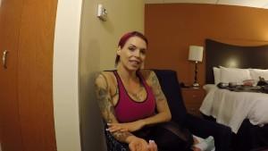 Anna's VLOG #72 UFC 205!