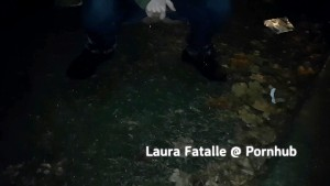 My hot step sister Got2pee extreme public pissing - Laura Fatalle