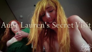 Aunt Lauren s Secret Visit part2 Lauren Phillips Lady Fyre Fauxcest Preview