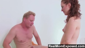 RealMomExposed - Black dude wants to see a pro fucking his nympho wife
