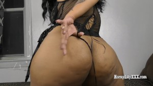 Hornylily ASS JOI