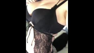 Nikki Phoenix is a cock Tease