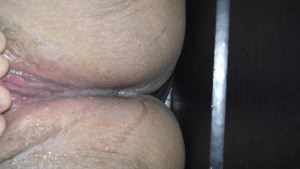 Cream and squirt