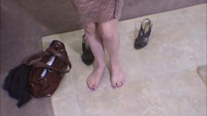 Bra and Panties Strip