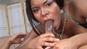 Pretty ebony cutie pie in sexual Gets Pounded by horny dude