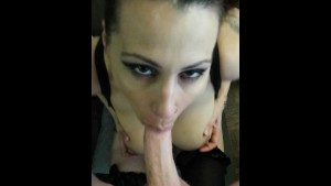 sultry sub sam being a good wife with facial