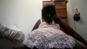 Ebony bbw twerking huge ass