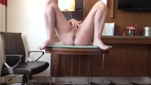 Las Vegas orgasm