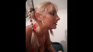 Fuckdoll lucy gets face fucked