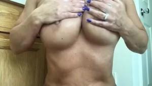 Lotioning my Titties!