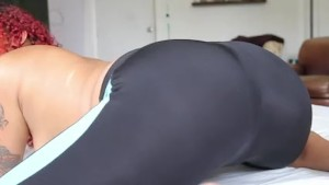 Cum on My Twerking Ass in Yoga Pants JOI