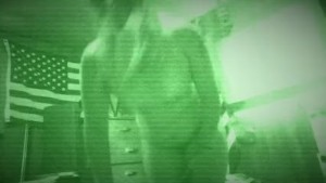 Night Vision Cam strip tease and bathing suite