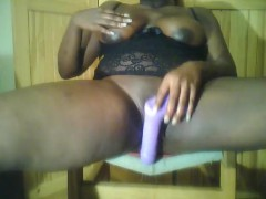 Ultimate Squirter, Chocolate Barbie...