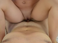 Wet pussyjob, cowgirl Riding...