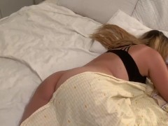 Brother fucks Step Sister in hotel room