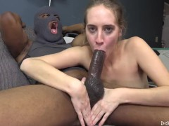 DickDrainers Cadence Lux Unsatisfied Wife Opens Wide for BBC