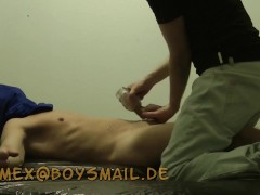 tied up and abused by sexy sneax top