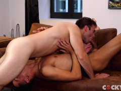 cockyboys gabriel clarks big cock fucks mateo vieCockyBoys Gabriel Clark is